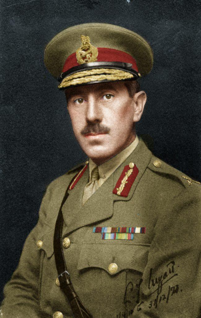 General Louis John Wyatt.